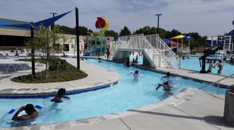 New North County Aquatic Center Open Labor Day Weekend